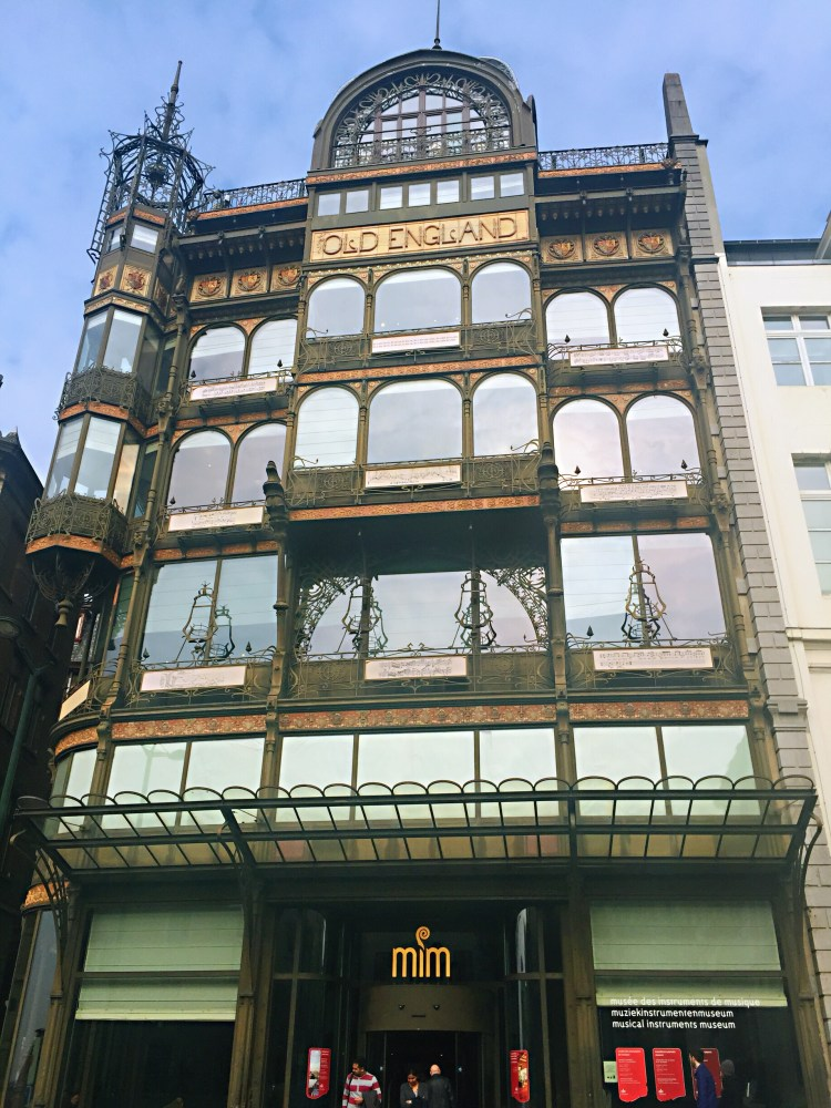 Musical Instrument Museum - Brussels attractions