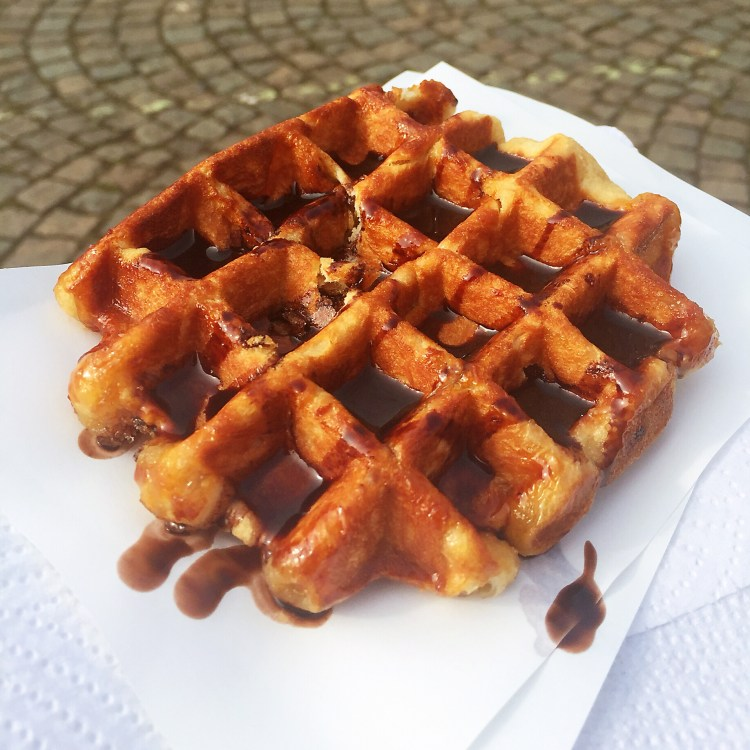 Belgian Waffles - Brussels attractions