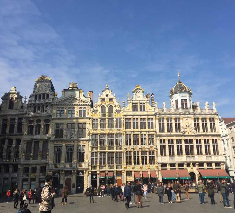 Grand-Place in Brussels - Brussels attractions