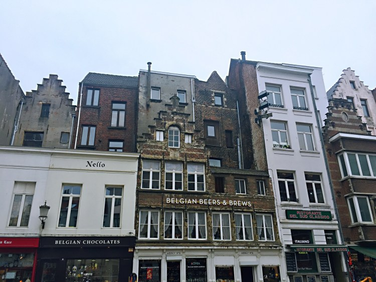 Shops in Antwerp - Belgium photo diary