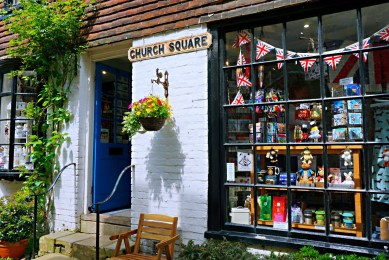 Shop on Church Square - Rye East Sussex