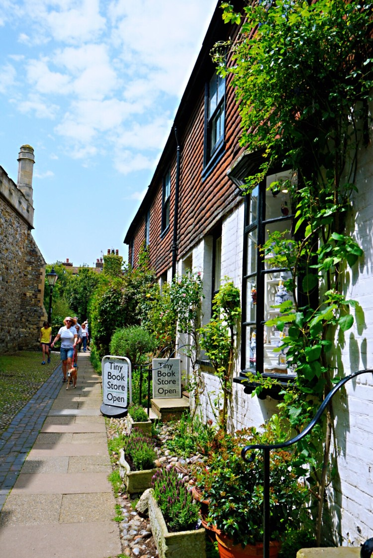 The Tiny Book Store - Rye East Sussex