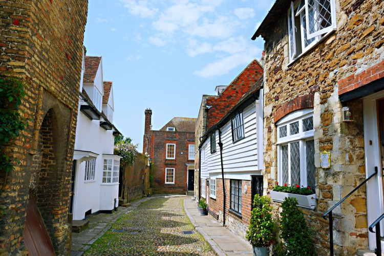 Charming street - Rye East Sussex