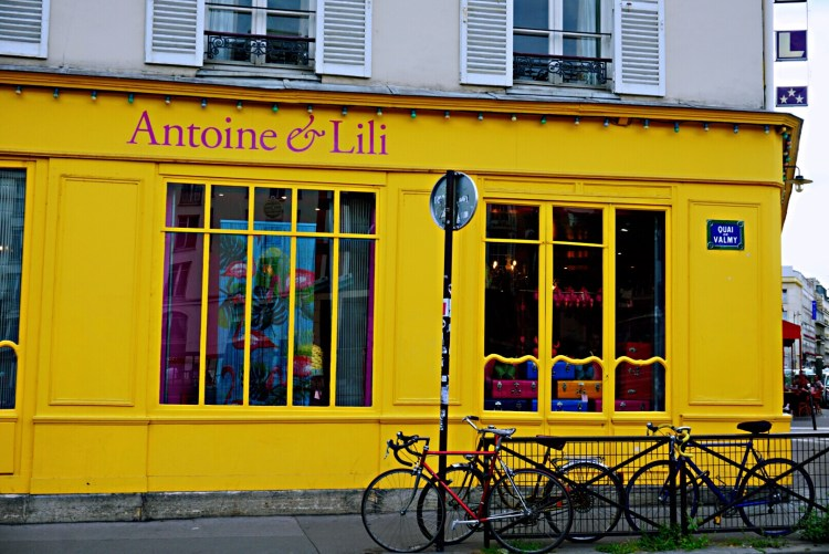 Antoine and Lili - Canal St-Martin