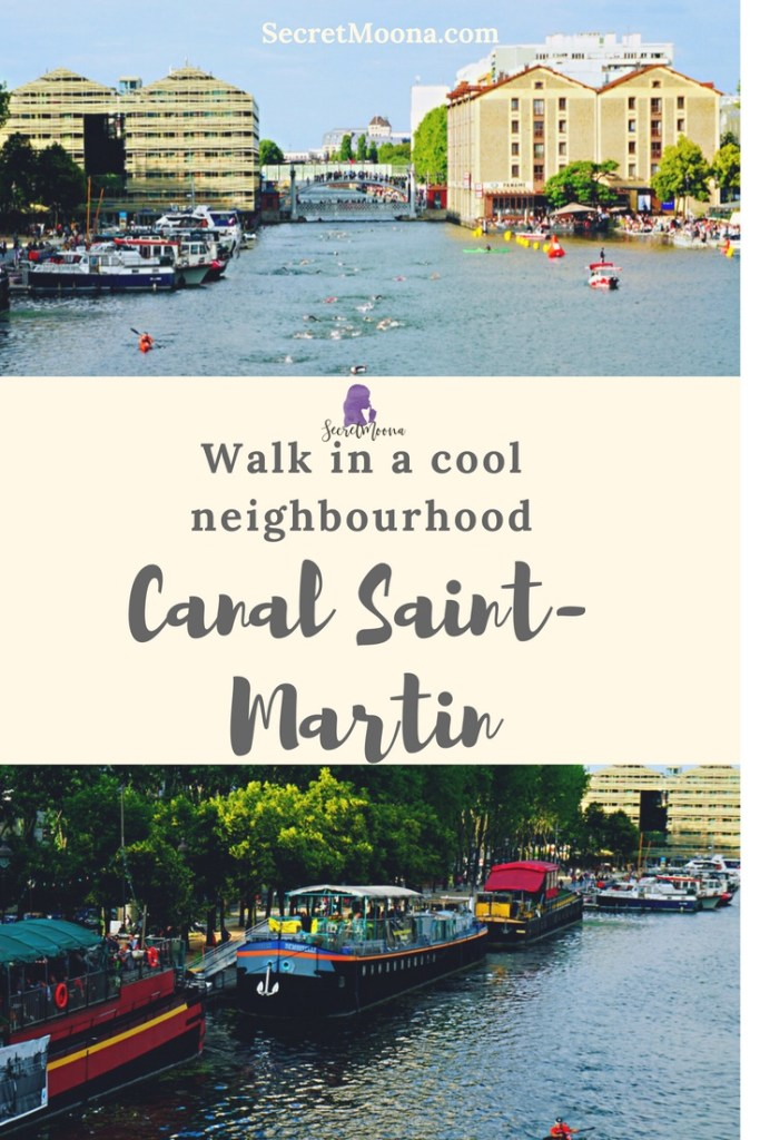 Canal Saint Martin - Take a stroll in the Canal St-Martin, enjoy exploring this picturesque and trendy district. Explore the banks of the canal, restaurants, bars, shops and other things to do and see. #Paris #CanalStMartin #France