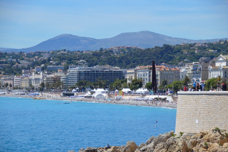 Nice, France - Beach - SecretMoona - Reasons to love France