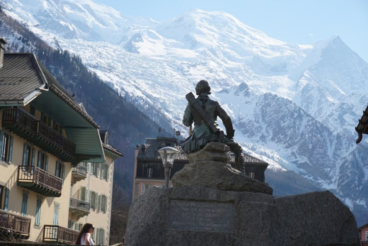 Village of Chamonix - Reasons to love France