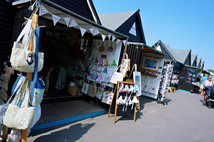 Whitstable Harbour Market - Whitstable day trip seaside town things to do