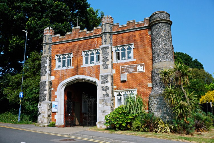 Whitstable Tower - Whitstable day trip seaside town things to do