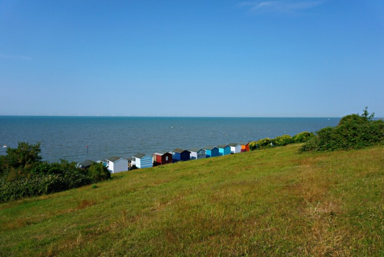 Tankerton slopes - Whitstable day trip seaside town things to do