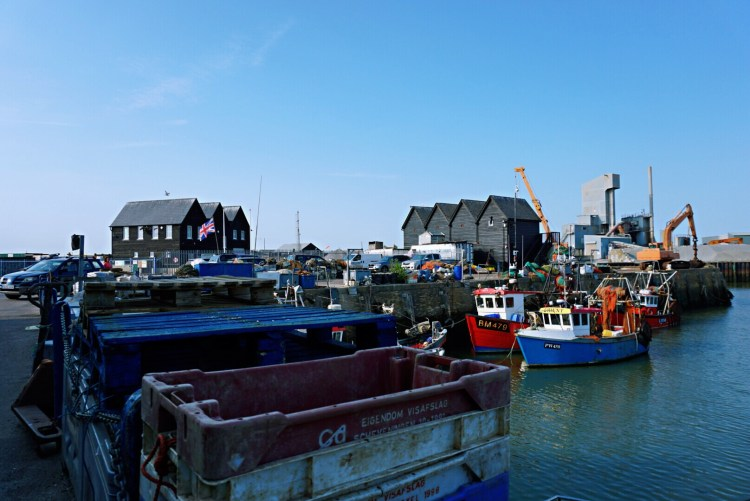 Whitstable Harbour - Whitstable day trip seaside town things to do