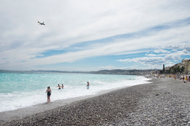 Nice, France - Nice beaches in France