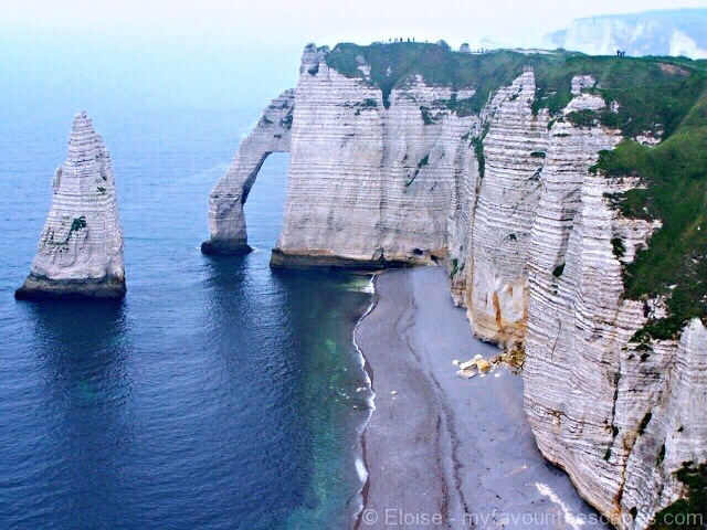 Etretat, Normandy - Nice beaches in France