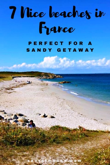 7 Nice beaches in France