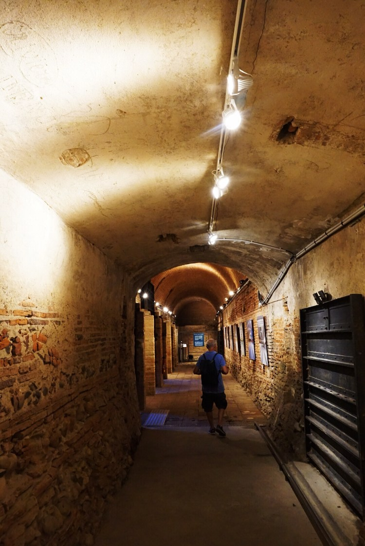 The underground of Espace EDF Bazacle - How to spend 24 hours in Toulouse