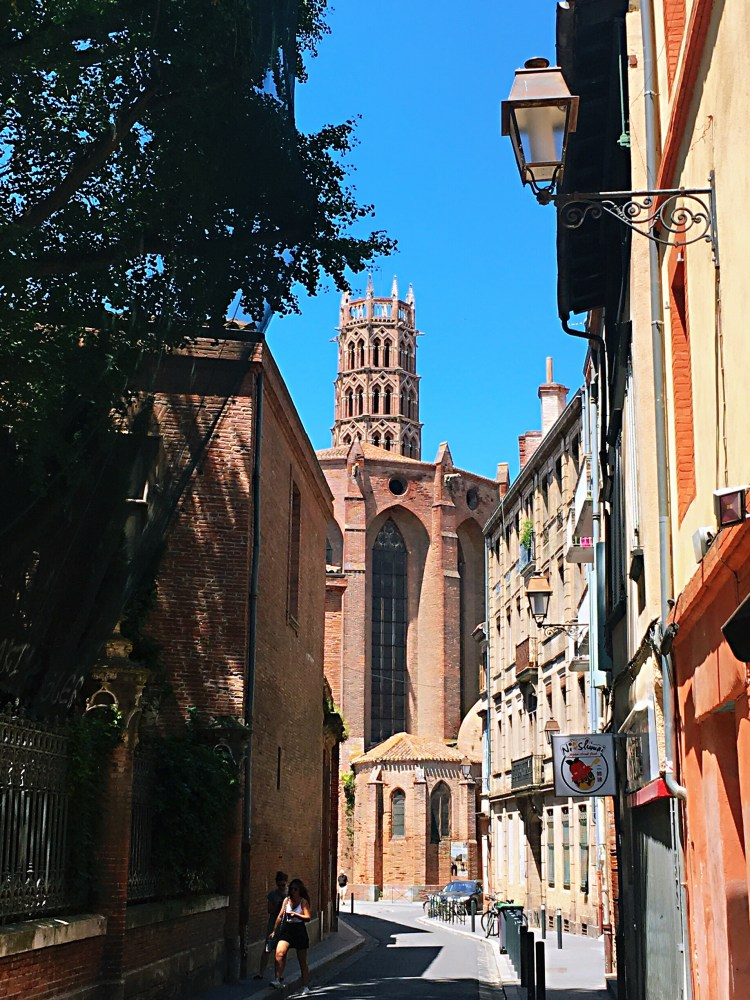 Couvent des Jacobins Place du Capitole - Things to do in Toulouse