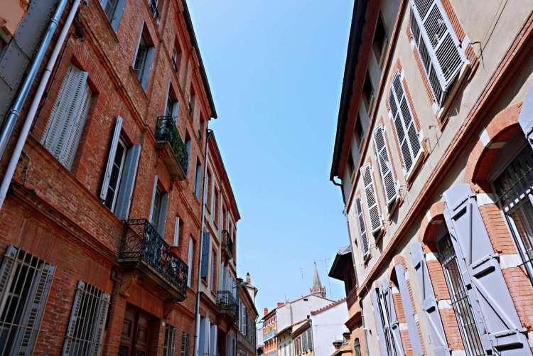 Buildings in Toulouse - Visit Occitanie