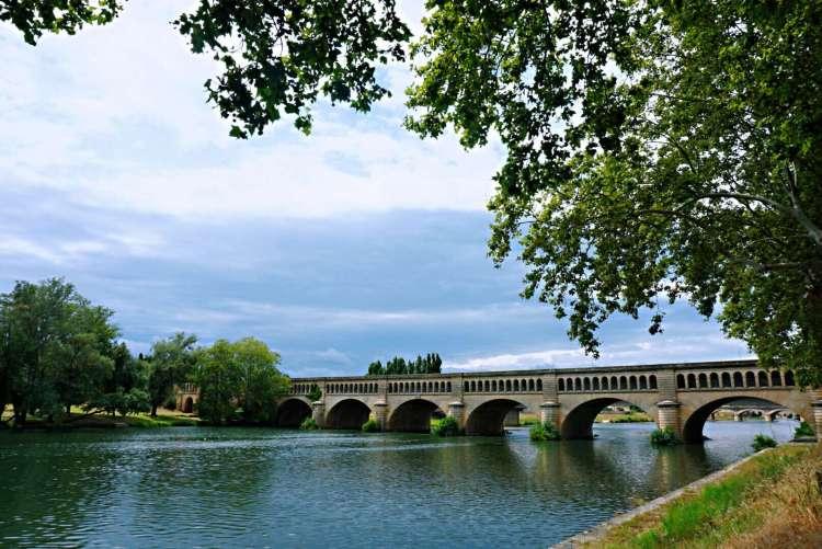 Bridge in Beziers - Visit Occitanie
