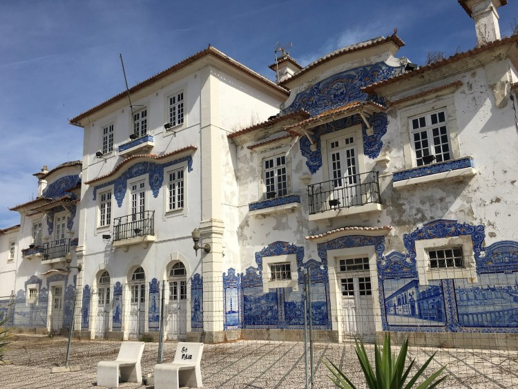 Aveiro's old station - things to do in Aveiro