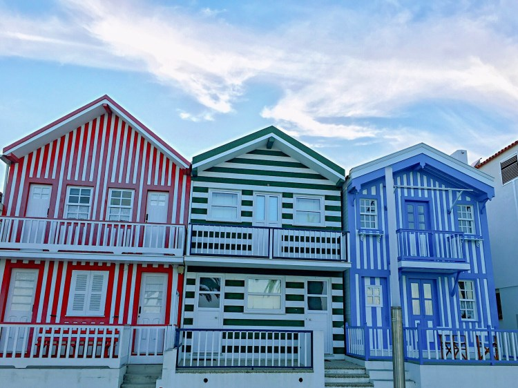 Striped fishermen houses - Things to do in Aveiro