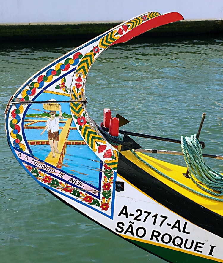 Bow of a molineiro - Things to in Aveiro