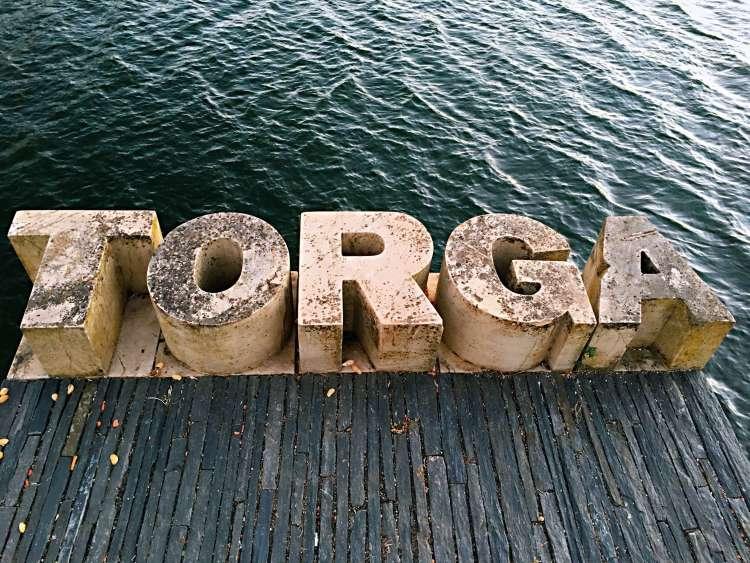 Torga, Mondego river - one day in Coimbra