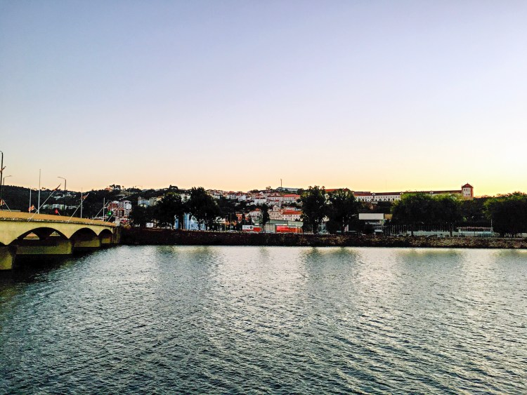 Mondego river - One day in Coimbra