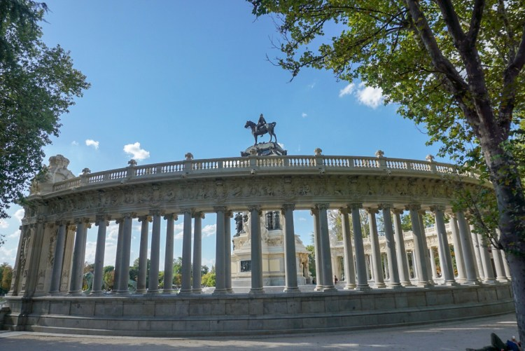 El Retiro Park - Weekend breaks in Madrid