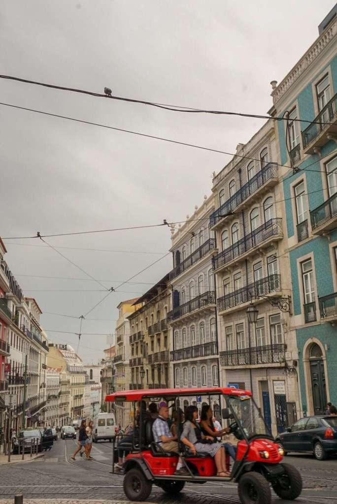 Streets of Lisbon - 3 days in Lisbon