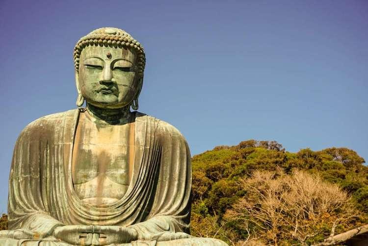 Daibutsu, the Great Buddha of Kamakura - Kamakura day trip