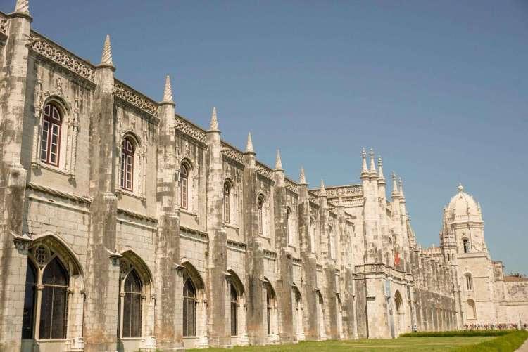 Mosteiro dos Jeronimos - 3 day in Lisbon