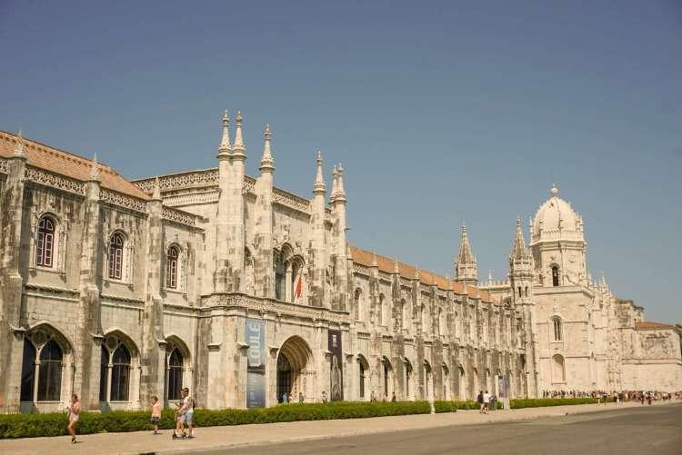 Jeronimos Monastery - 3 day in Lisbon
