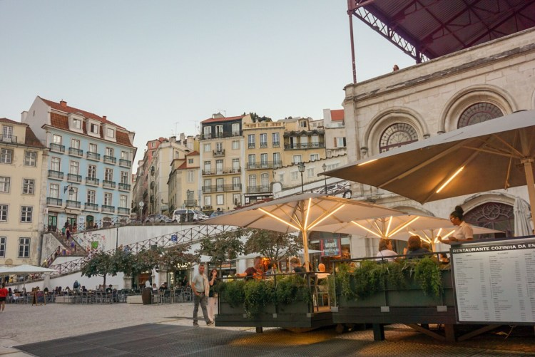 Place in Rossio neighbourhood - 3 day in Lisbon