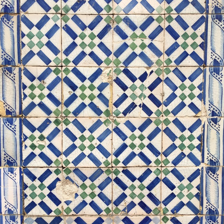 Lisbon azulejos - 3 day in Lisbon