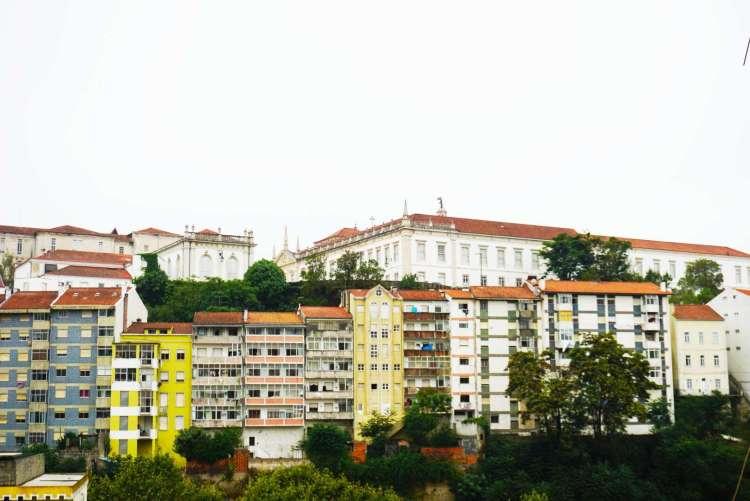 Coimbra - One week in Portugal