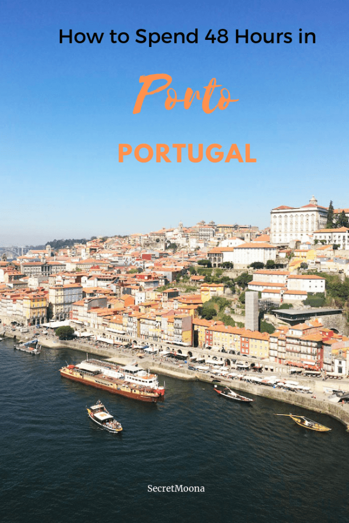 How to Spend 48 Hours in Porto. Looking for the perfect itinerary for your next city break? Here's a guide to 48-hour in Porto covering all things from the best things to do & see and do, where to stay etc...#porto #portugal #travel