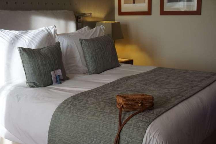 Standard bed in Crowne Plaza Porto - 2 days in Porto, Portugal