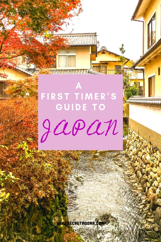 There are many things to know before going to Japan. Here you can find the best Travel Tips & Information before planning a trip to Japan for the first time.  #Japan #Japantrip