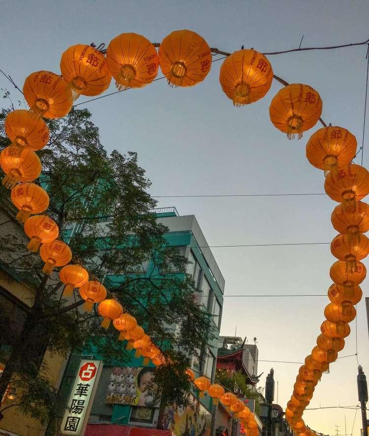 hinese lanterns - Things to do in Yokohama