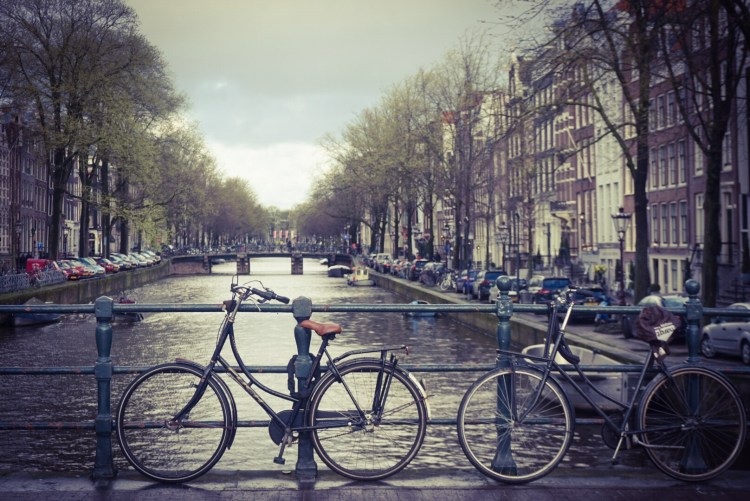 Iconic Amsterdam photo diary