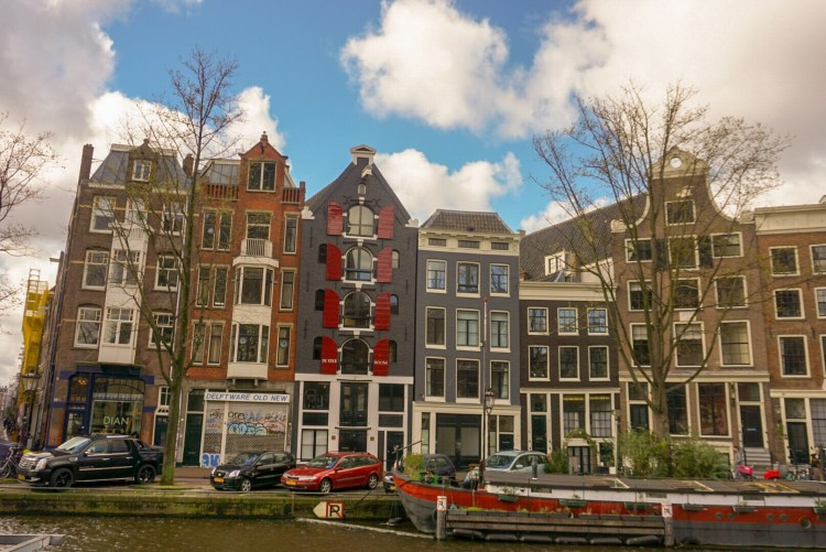 Gingerbread houses - Amsterdam photo diary