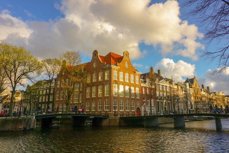 Beautiful architecture - Amsterdam photo diary