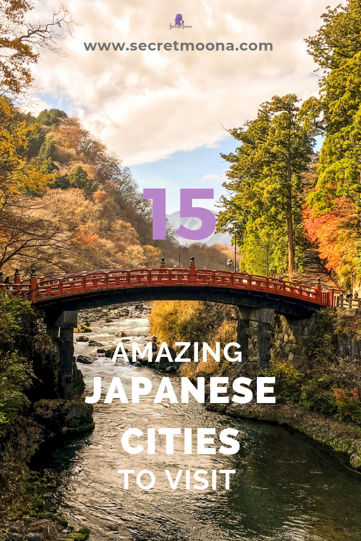 Best Cities To Visit In Japan