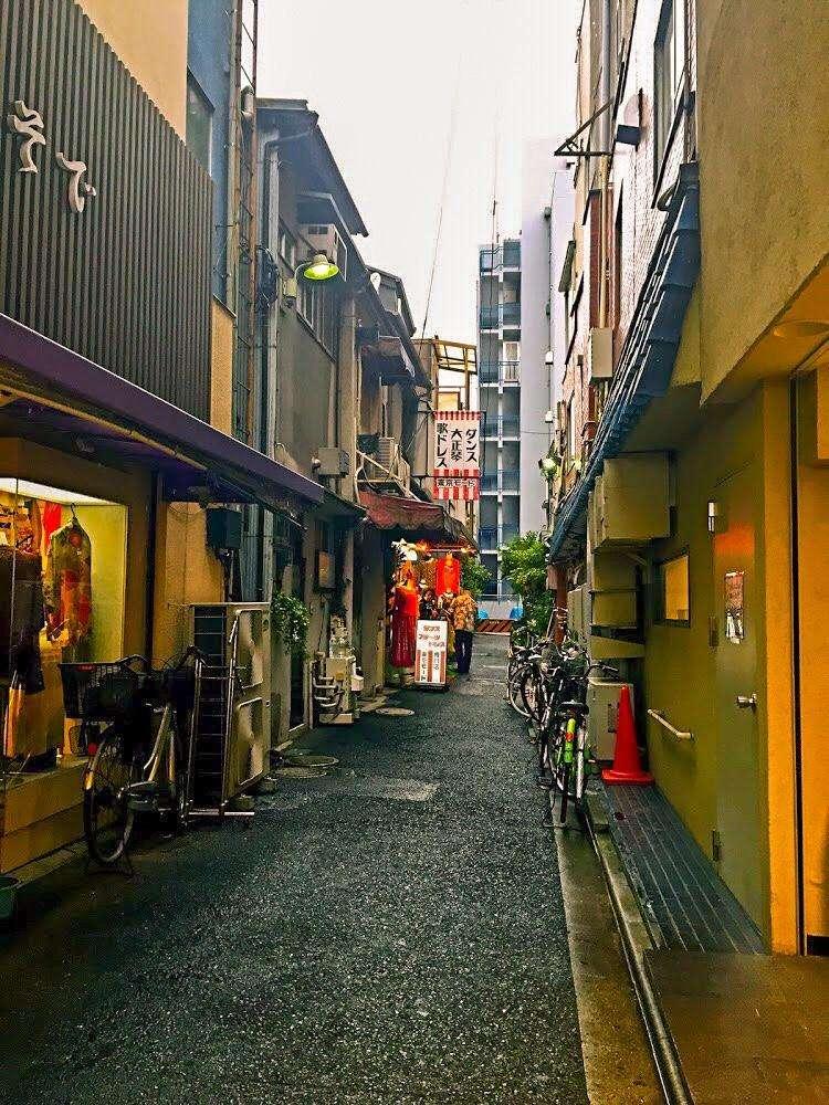 Things to do in Asakusa? wander in Asakusa backstreets