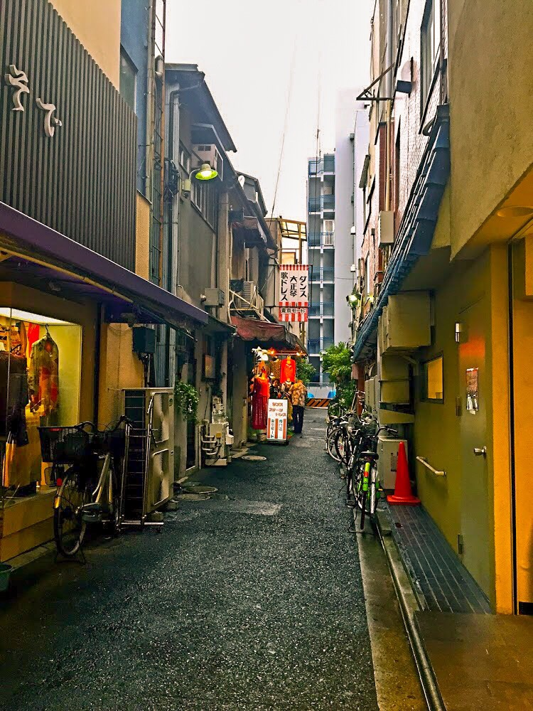 Things to do in Asakusa? wander in Asakusa backstreets
