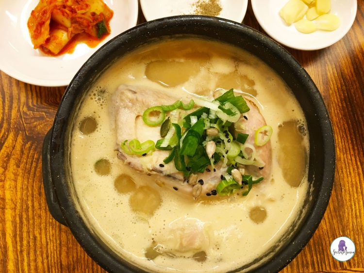 know before travelling to South Korea - delicious food