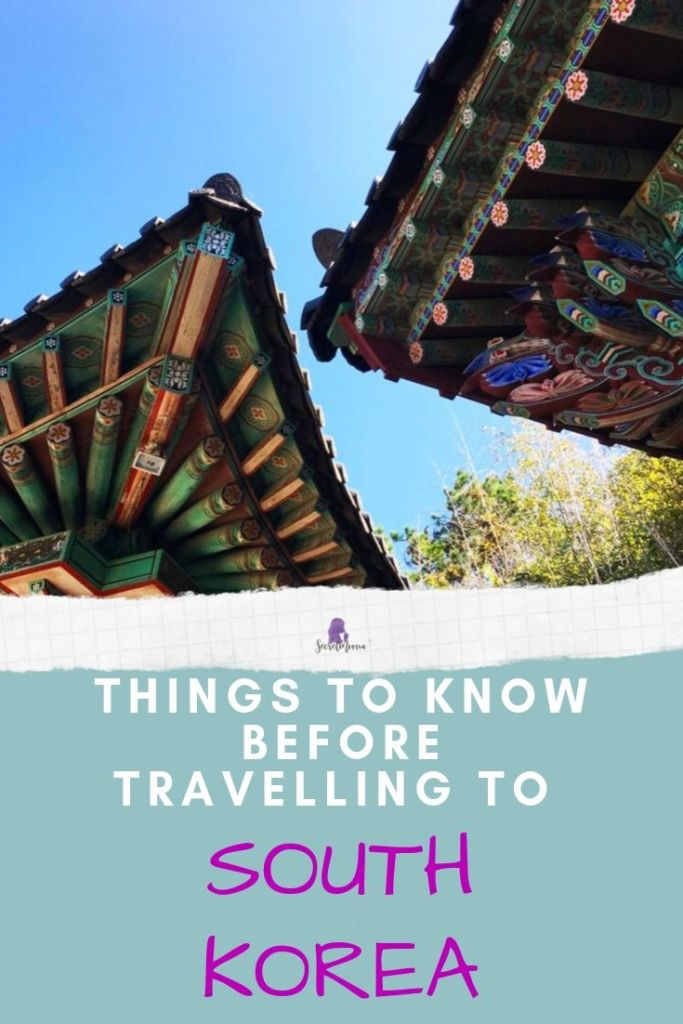 Things to know before travelling to South Korea.15 Things to know before travelling to South Korea. Try to learn a few Korean. South Korea is a safe country, the food is delicious and landscape diverse. #South Korea #Seoul #Travel