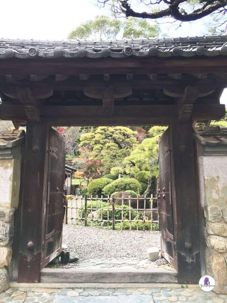 Honhaga Residence in Uchiko, Japanese village