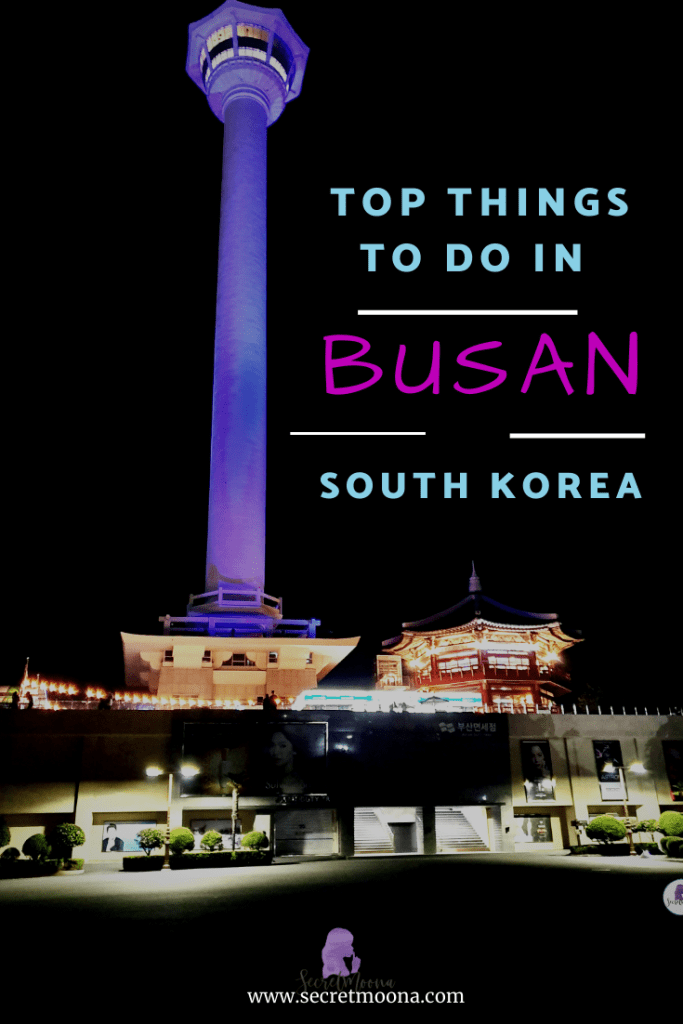 Discover the best top things to do in Busan with this 3 days Busan itinerary including Jagalchi Fish Market and Gamcheon Culture Village.