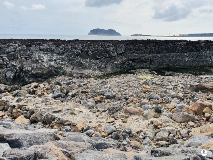 Rugged paths on Jeju Olle Trails